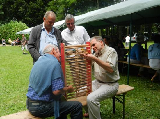 Rencontre franco-belge autour des jeux traditionnels