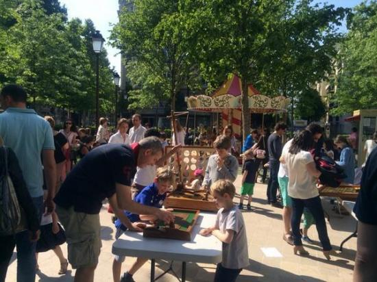 Weekend du Végétal 2014 à Neuilly-sur-Seine